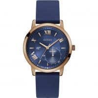 Mens Guess IQ+ Hybrid Smartwatch Watch