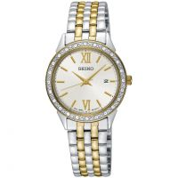 Ladies Seiko Dress Watch SUR690P1