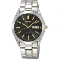 Mens Seiko Solar Solar Powered Watch