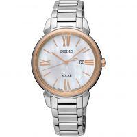 Damen Seiko Solar Powered Watch SUT326P1