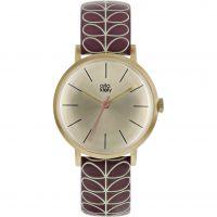 Damen Orla Kiely Stem Watch OK2178