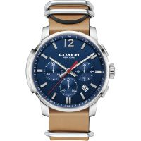 Herren Coach Bleecker Chronograph Watch 14602018