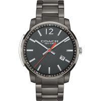 Herren Coach Bleecker Slim Watch 14602002