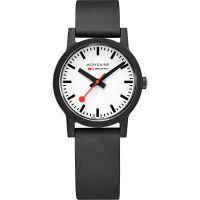 femme Mondaine Swiss Railways Essence 32mm Watch MS1.32110.RB