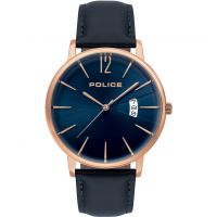 homme Police VIRTUE Watch 15307JSR/03