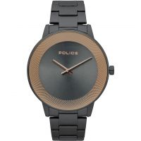 homme Police SUNRISE Watch 15386JSU/61M