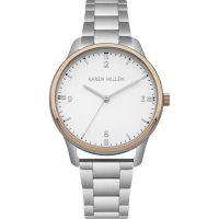 Damen Karen Millen Watch KM167SRGM