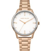 Damen Karen Millen Watch KM167RGM