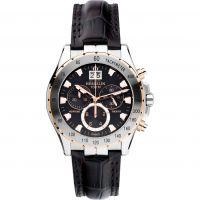Mens Michel Herbelin Newport Trophy Chronograph Watch