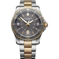 Herren Victorinox Schweizer Militär Maverick Uhr