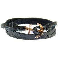 Icon Brand Jewellery Anchor Bracelet Watch LE1281-BR-NVY