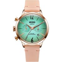 Unisex Welder The Moody 38mm Dual Time Watch K55/WWRC100