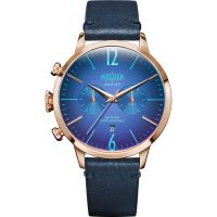 Unisex Welder The Moody 42mm Dual Time Watch K55/WWRC204