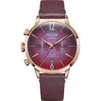 Unisex Welder The Moody 42mm Dual Time Watch K55/WWRC210