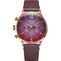 unisexe Welder The Moody 45mm Dual Time Watch K55/WWRC304