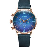 unisexe Welder The Moody 45mm Dual Time Watch K55/WWRC305