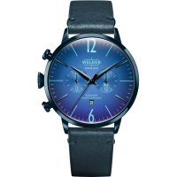 Unisex Welder The Moody 45mm Dual Time Watch K55/WWRC315