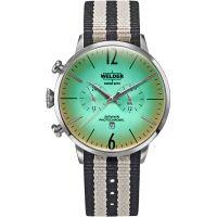 Unisex Welder The Moody 45mm Dual Time Watch K55/WWRC501