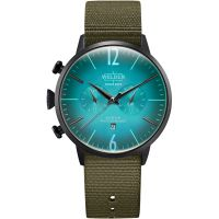 unisexe Welder The Moody 45mm Dual Time Watch K55/WWRC502