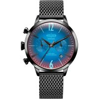 Unisex Welder The Moody 38mm Dual Time Watch K55/WWRC600