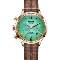 Unisex Welder The Moody 38mm Dual Time Watch K55/WWRC701