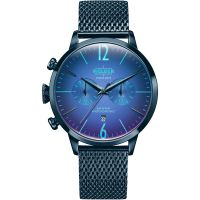 Unisex Welder The Moody 42mm Dual Time Watch K55/WWRC803