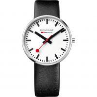 Herren Mondaine Giant Watch MSX.4211B.LB
