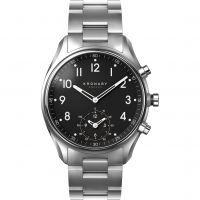 Unisex Kronaby Apex 43 Bluetooth Hybrid Alarm Watch A1000-1426