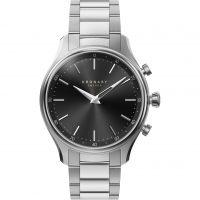 unisexe Kronaby Sekel 38 Bluetooth Hybrid Alarm Watch A1000-2750