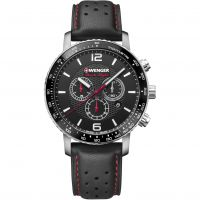 Zegarek Wenger Roadster Black Night 011843101