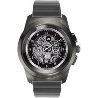 Unisex MyKronoz ZeTime Elite Titanium Bluetooth Watch 122909
