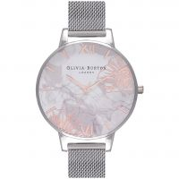 Ladies Olivia Burton Abstract Florals Watch