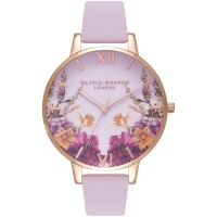 femme Olivia Burton Enchanted Garden Watch OB16EG81