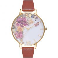 femme Olivia Burton Enchanted Garden Watch OB16EG94