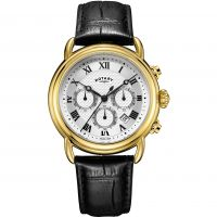 homme Rotary Canterbury Chronograph Watch GS05333/21
