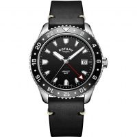 homme Rotary Henley GMT Watch GS05108/04