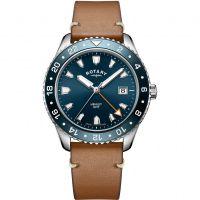 Herren Rotary Henley GMT Watch GS05108/05