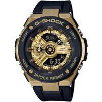 Herren Casio G-Shock G-Steel Watch GST-400G-1A9ER