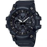 Herren Casio G-Shock Mudmaster Watch GWG-100-1AER