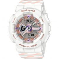 Casio Baby G Chance Alarm Chronograph Watch
