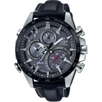homme Casio Edifice Bluetooth Alarm Chronograph Tough Solar Watch EQB-501XBL-1AER