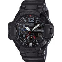 Herren Casio G-Shock Premium Aviator Watch GA-1100-1A1ER