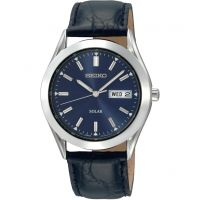 Herren Seiko Solar Powered Watch SNE049P9