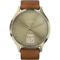 unisexe Garmin Vivomove HR Premium Bluetooth Alarm Watch 010-01850-05