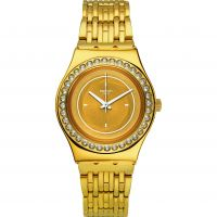 Swatch Glass Of Bubbles Watch YLG136G