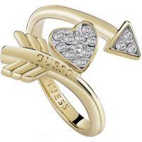 Guess Jewellery Cupid Ring JEWEL UBR85013-54