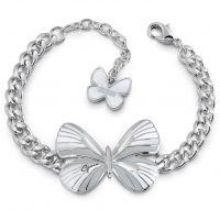 femme Guess Jewellery Tropical Dream Bracelet Watch UBB85153-L