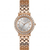 femme Guess Blush Watch W1062L3