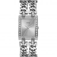 Damen Guess Mod Heavy Metal Watch W1121L1