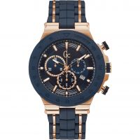 Herren Gc Structura Watch Y35002G7